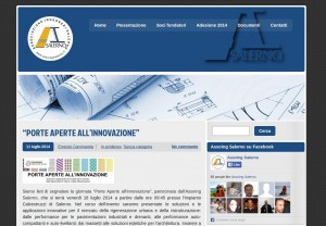 Sito web AssoIng Salerno