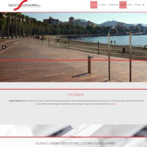 Sacco Giovanni srl home page