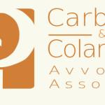 Logo dello Studio Legale Carbone-Colangelo in Milano