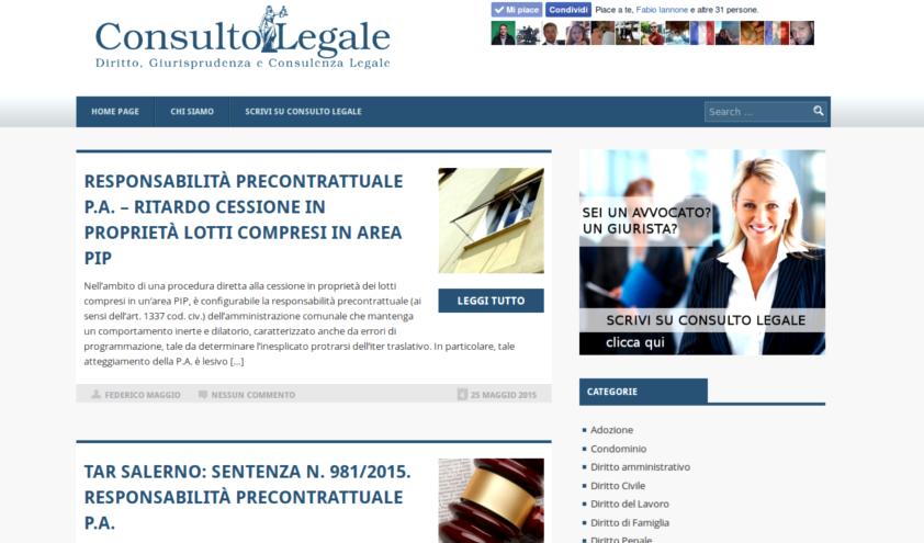 consulto legale