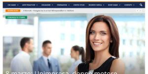 Unimpresa, restyling del sito nazionale