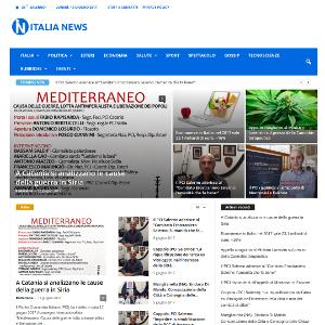 Sito Web Italia News