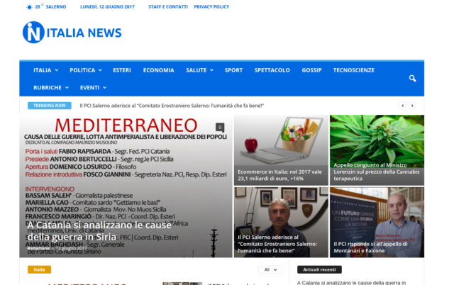 Italia news