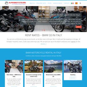 Rental Motorcycle Tour