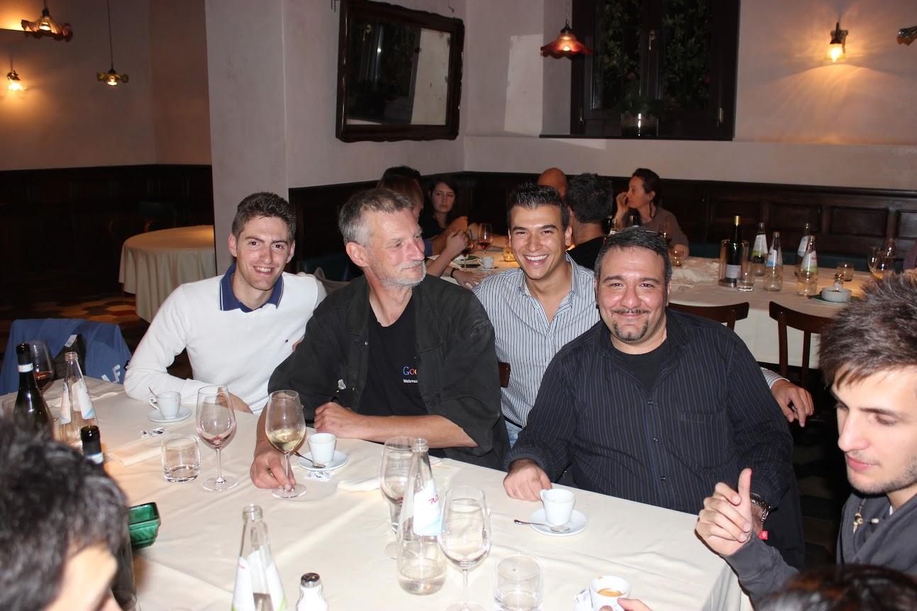 Tc Summit: a cena insieme